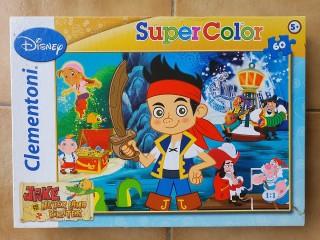 Jake le pirate - Clementoni - Puzzle de 60 pièces