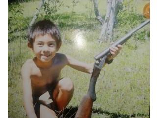 Perdu  fusil de chasse