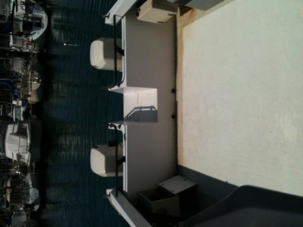 vends-coque-catamaran-750m-x-240-2-x-150-cv-evinrude-a-reviser-big-5