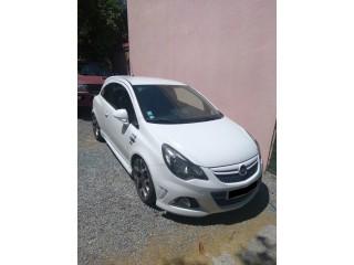Vend Opel Opc